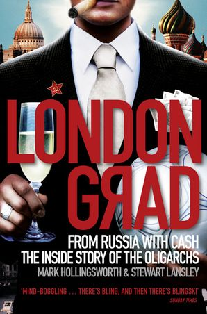 Londongrad Paperback  by Mark Hollingsworth