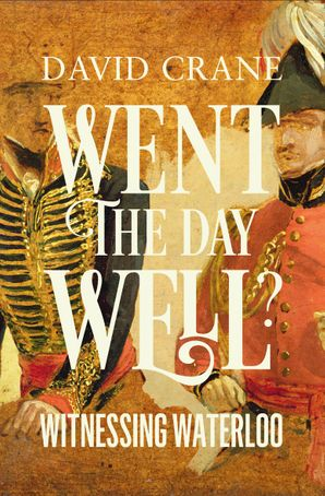 Went the Day Well? Hardcover  by David Crane