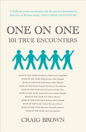 One on One Paperback  by Craig Brown