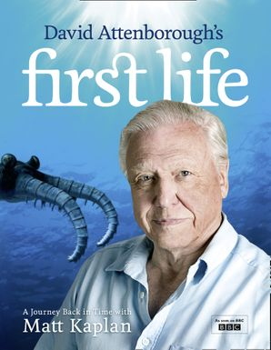 David Attenborough's First Life Hardcover  by Sir David Attenborough