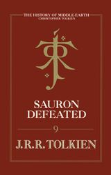 Sauron Defeated
