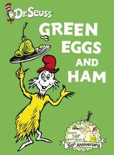 Green Eggs and Ham (50th anniversary edition)