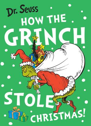 Cover image of How the Grinch Stole Christmas! (Dr. Seuss)