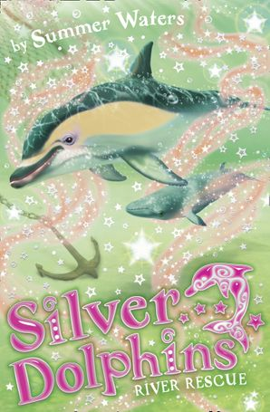 River Rescue (Silver Dolphins, Book 10) Paperback  by Summer Waters