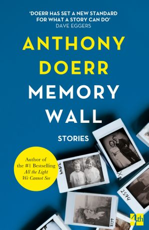 Memory Wall Paperback  by Anthony Doerr