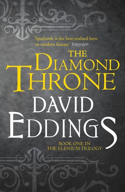 The Diamond Throne - David Eddings