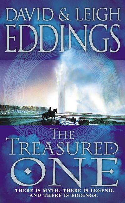 The Treasured One - David Eddings and Leigh Eddings