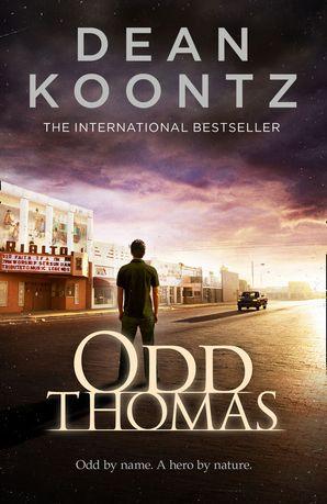 Odd Thomas Paperback  by Dean Koontz