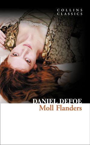Moll Flanders Paperback  by Daniel Defoe
