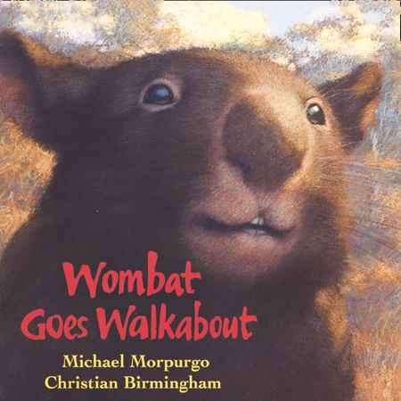 Wombat Goes Walkabout - Michael Morpurgo, Read by Jot Davies