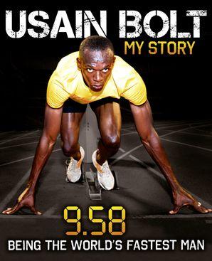 Usain Bolt Hardcover  by Usain Bolt