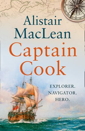 Captain Cook Paperback  by Alistair MacLean