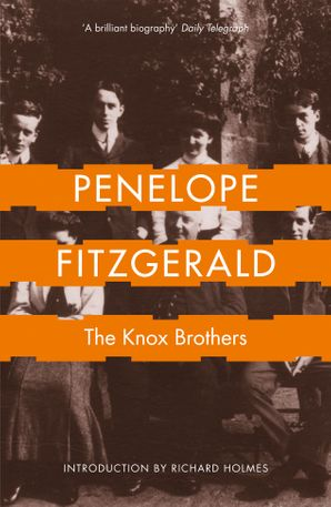 The Knox Brothers eBook text-only edition by Penelope Fitzgerald