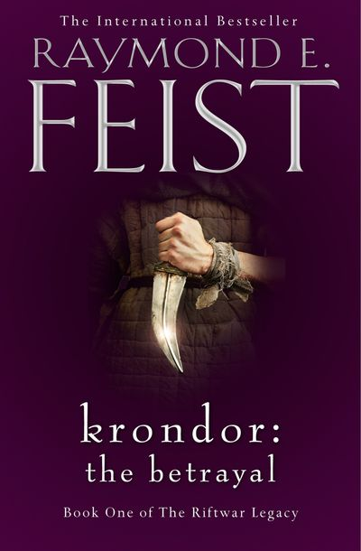 Krondor: The Betrayal - Raymond E. Feist