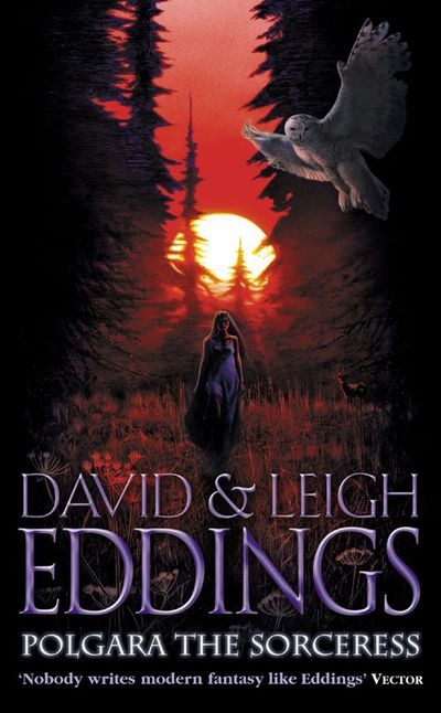 Polgara the Sorceress - David Eddings and Leigh Eddings
