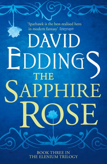 The Sapphire Rose - David Eddings