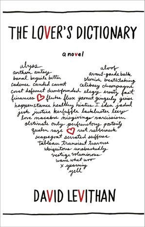 The Lover's Dictionary: A Love Story in 185 Definitions eBook  by David Levithan