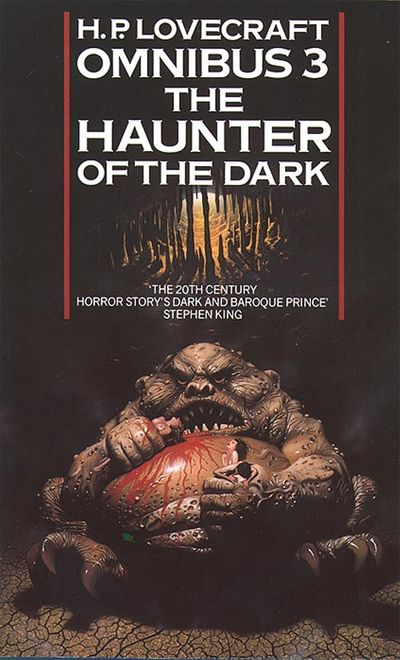 The Haunter of the Dark and Other Tales - H. P. Lovecraft