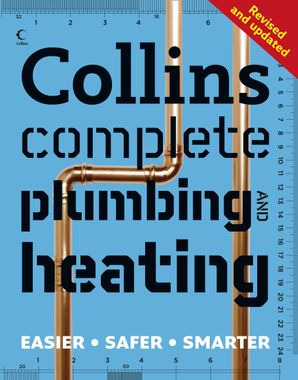 Collins Complete Plumbing and Central Heating Paperback New edition by Albert Jackson