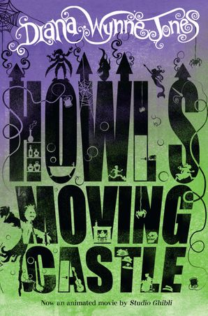 Howl's Moving Castle eBook  by