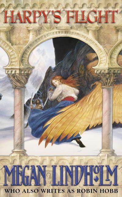 Harpy's Flight - Megan Lindholm