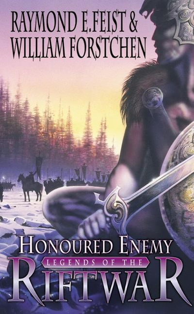 Honoured Enemy - Raymond E. Feist and William Forstchen