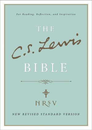 C. S. Lewis Bible: New Revised Standard Version (NRSV) Hardcover  by Clive Staples Lewis