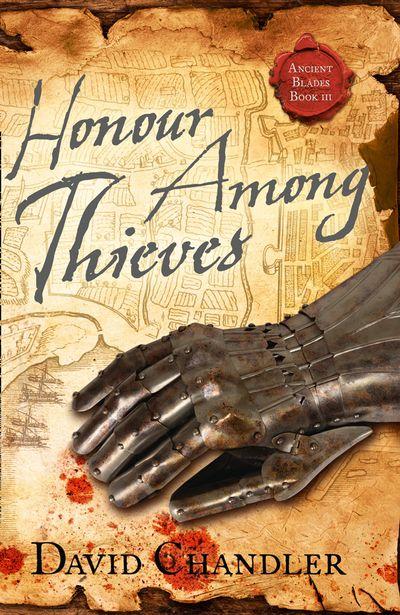 Honour Among Thieves - David Chandler