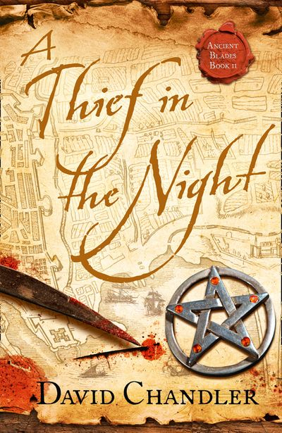 A Thief in the Night - David Chandler