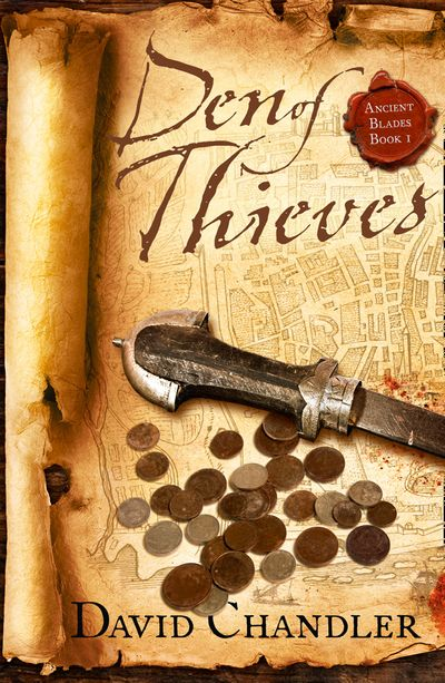 Den of Thieves - David Chandler