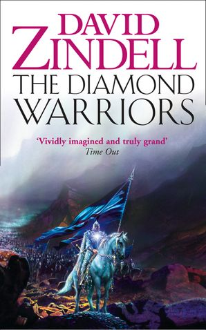 The Diamond Warriors (The Ea Cycle, Book 4) eBook  by