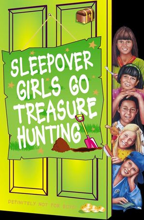 Sleepover Girls Go Treasure Hunting (The Sleepover Club, Book 54)