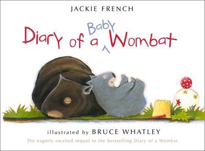 Diary of a Baby Wombat, by Jackie French, Read by Finty Williams -