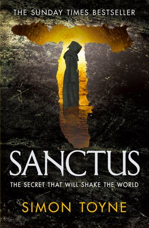 Sanctus Paperback  by Simon Toyne