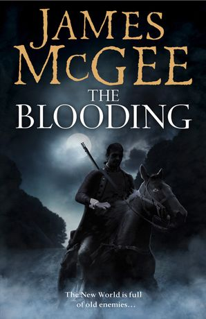 The Blooding Hardcover  by James McGee