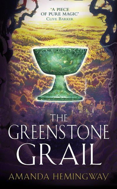 The Greenstone Grail - Jan Siegel