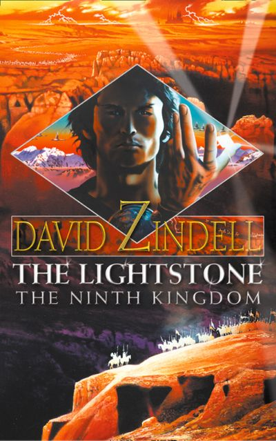 The Lightstone: The Ninth Kingdom - David Zindell
