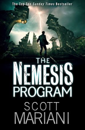 The Nemesis Program Paperback  by Scott Mariani