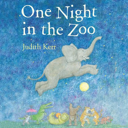 One Night In The Zoo, by Judith Kerr, Performed by Susan Sheridan -