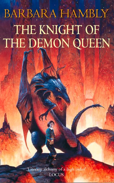 Knight of the Demon Queen - Barbara Hambly