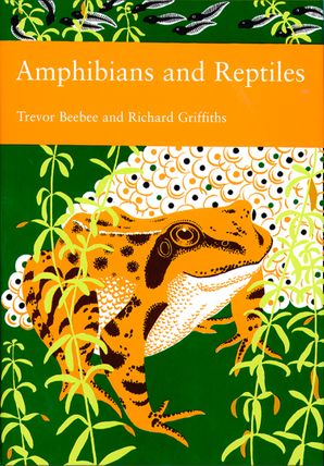 Amphibians and Reptiles (Collins New Naturalist Library, Book 87) eBook  by Trevor Beebee