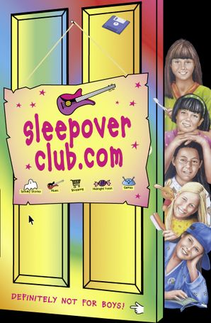 sleepoverclub.com (The Sleepover Club, Book 44) eBook  by Narinder Dhami