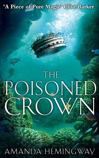 The Poisoned Crown - Jan Siegel