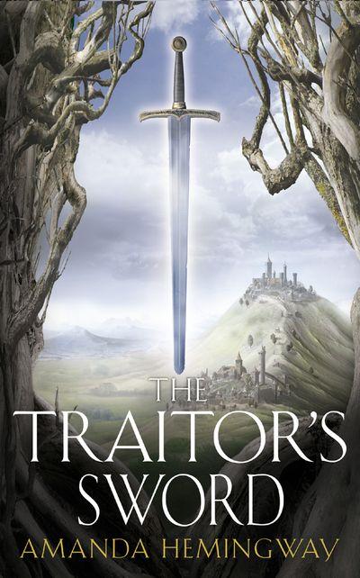 The Traitor's Sword - Jan Siegel