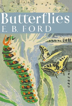 Butterflies eBook  by Dr. Edmund B. Ford