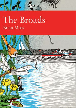 The Broads eBook  by Brian Moss