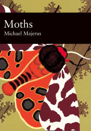 Moths eBook  by Michael Majerus