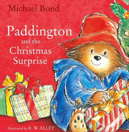Paddington and the Christmas Surprise (Read Aloud) - Michael Bond, Read by Paul Vaughan, Illustrated by R. W. Alley