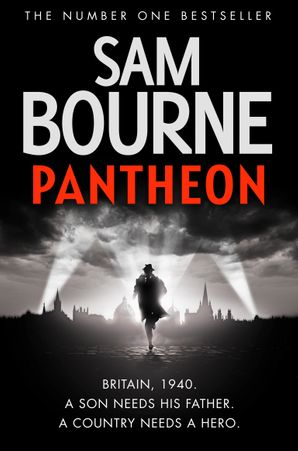 Pantheon Paperback  by Sam Bourne
