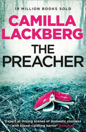 The Preacher Paperback  by Camilla Läckberg